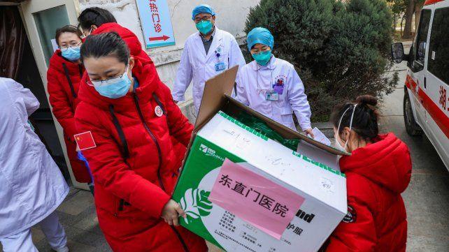 China confirmó que ya tiene 213 muertos por el coronavirus y casi 10 mil casos confirmados