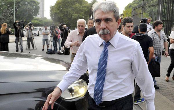 Conciliador. Anibal Fernández elogió el acuerdo con la FAA.
