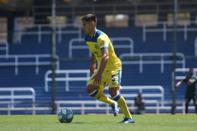 Rodrigo Villagra jugó un partidazo en el Gigante.