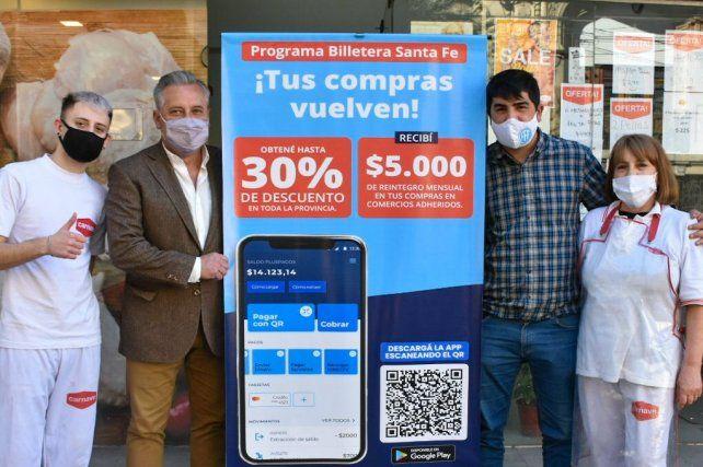 Lewandowski y Fernández destacaron la iniciativa del gobierno provincial para reactivar el consumo y ayudar al bolsillo de la gente.