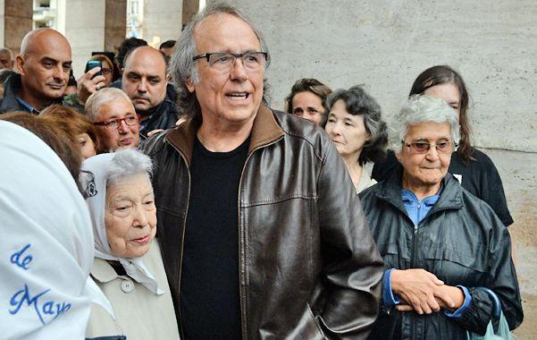 Invitado de lujo. Joan Manuel Serrat