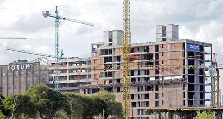 En julio quedarán terminados tres nuevos edificios de Puerto Norte