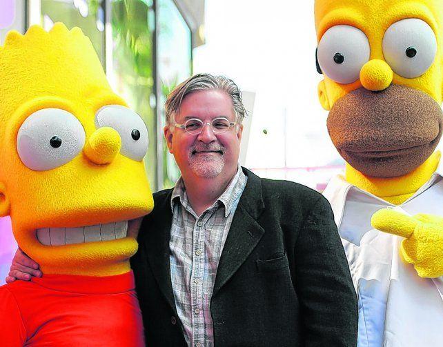 en dreamland. Matt Groening contará una historia ambientada en un reino medieval destruido.