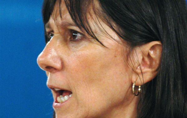 en problemas. Miceli fue ministra de Economía de Néstor Kirchner.