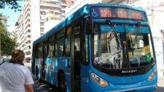 La implementación del nuevo sistema de transporte urbano debutó este lunes en Rosario.