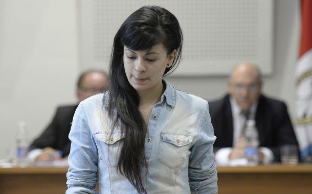 Sin arrepentimientos. Rocío Quiroz fue condenada a 20 años de cárcel.
