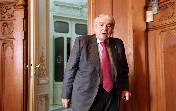 sucesión. Héctor Méndez dejará la presidencia de la central industrial.