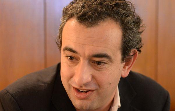 Debate caliente. Pablo Javkin admitió su sorpresa por los dichos de Miguel Lifschitz y pidió más humildad a la dirigencia.