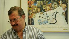 El ex ministro de Salud dijo que era imposible seguir el ritmo trabajo de Miguel Lifschitz.