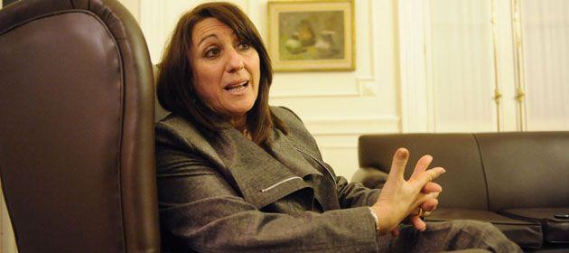 Fein pidió por los fondos coparticipables y por la aporbación de la reforma tri butaria.