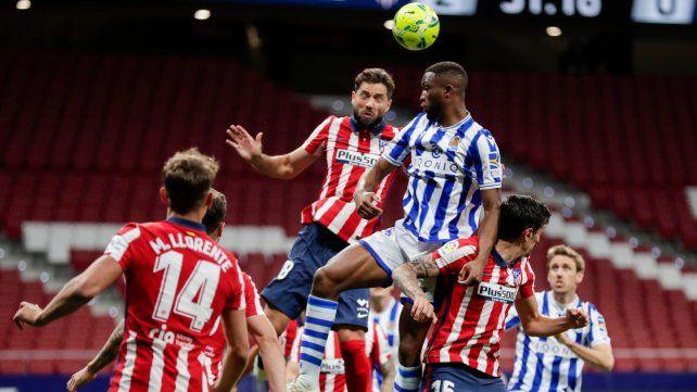 El Atlético de Madrid de Simeone ganó y dio un paso clave hacia el título