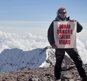 Facundo Arana intentará hacer cumbre en el Everest