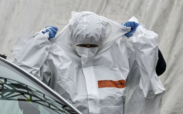 Coronavirus: Rosario registró 1.075 casos nuevos de los 2.562 que notificó la provincia de Santa Fe