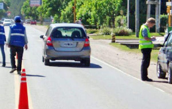 El martes los ladrones esquilmaron a un camionero en la ruta 34.
