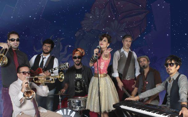 Banda de amigos. Los Mamita Peyote formaron el grupo en 2011 con el objetivo de vivir de la música.