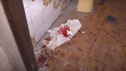 Entró a una casa de barrio Triángulo y amenazó con violar y matar a una mujer