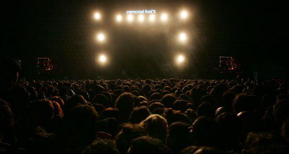 Más de 30 mil personas disfrutaron de Sonic Youth, INXS y Calle 13 en el Personal Fest