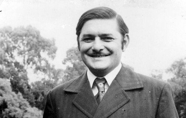 Postal. El legendario Ramón en los años 60 creó su célebre boliche.