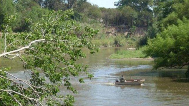 Más turismo en el río Carcarañá