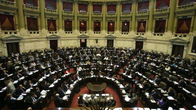 Se espera una histórica sesión legislativa en el Congreso de la Nación