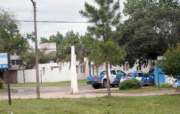 El Comando Radioeléctrico. Los vecinos aseguran que no alcanza con los medios que dispone Funes para controlar la seguridad.