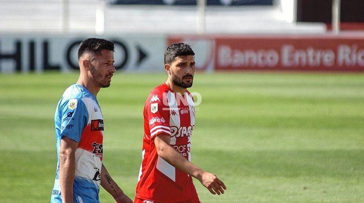 Nicolás Blandi se sumó al plantel de Unión hace dos meses y medio, pero tan solo lleva jugados 20.