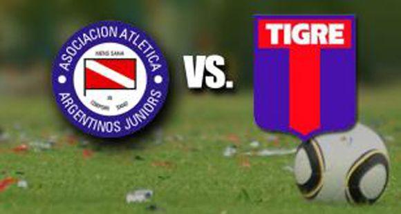 Tigre empató con Argentinos y salió airoso en la pelea de la tabla del fondo