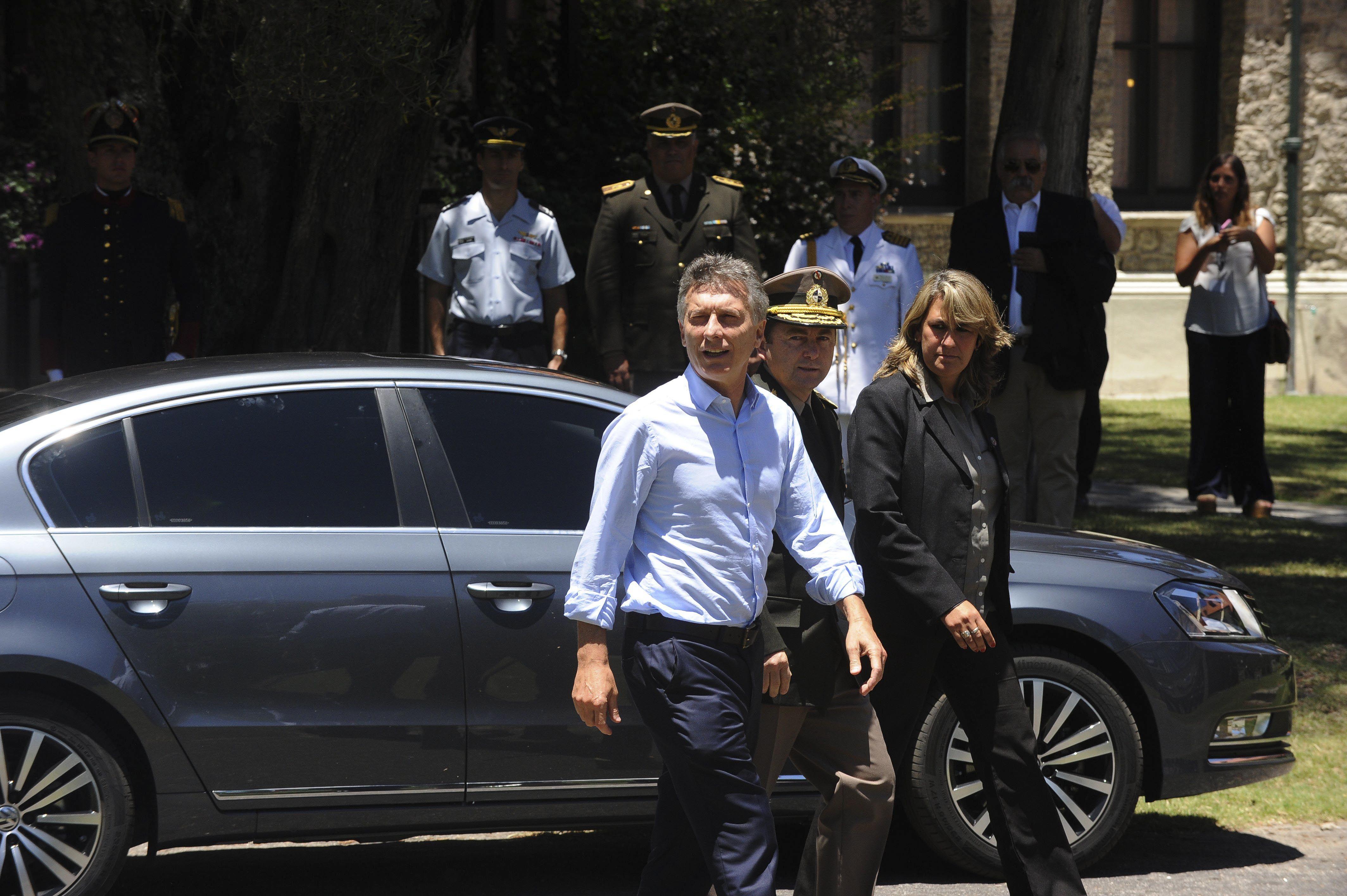 Macri encabezará un acto desde las 11 en Venado Tuerto.