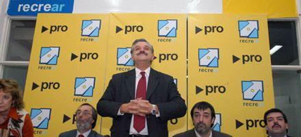 López Murphy se fue de Recrear y Bullrich es el nuevo presidente