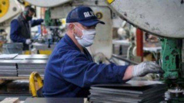 La producción industrial de Santa Fe creció 5