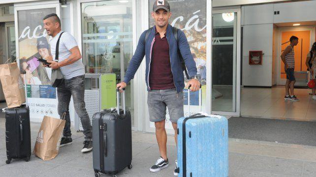Federico Martínez tiene todo listo para mudarse a Avellaneda