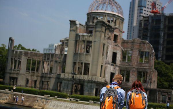 Heridas. En Hiroshima ultiman los detalles para conmemorar el aniversario del ataque nuclear con una plegaria por la paz y el desarme mundial.
