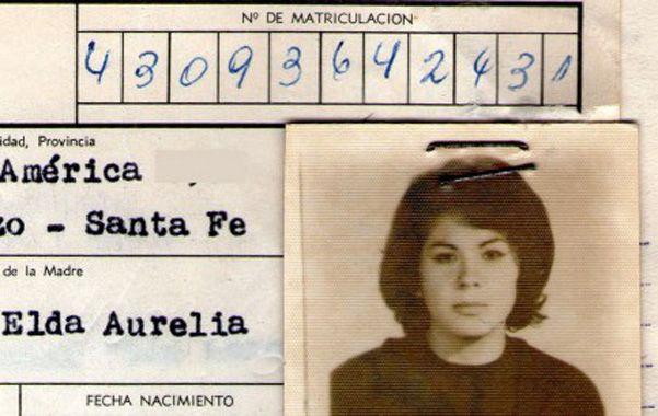 Estudiante y dirigente. Montenegro estudió en la Facultad de Psicología y fue responsable política en la Regional Rosario del PRT y el ERP.