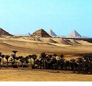 La zona de Abu Sir