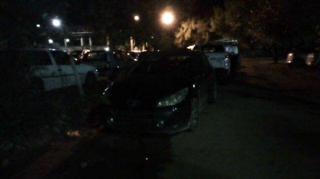 Un enfrentamiento armado se registró este martes a la madrugada frente a la casa de Hebe de Bonafini en La Plata.