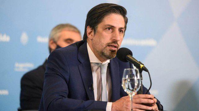 El ministro de Educación presentó un plan para virtualizar el sistema universitario nacional