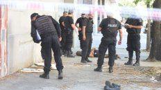 Alfonso fue detenido el martes a la tarde en Maipú e Ituzaingó.