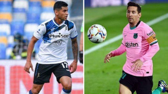 El equipo de la primera jornada que confeccionó Sofascore eligió a Messi entre los delanteros y a Romero entre los defensores del llamado 11 ideal.