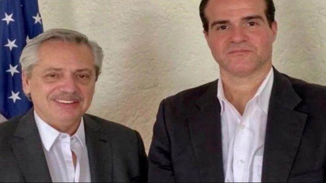 Claver y Fernández en México