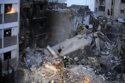 Los informes llegaron esta semana a la repartición y fueron coincidentes: todos indicaron demoler las construcciones.(Foto: H.Rio)