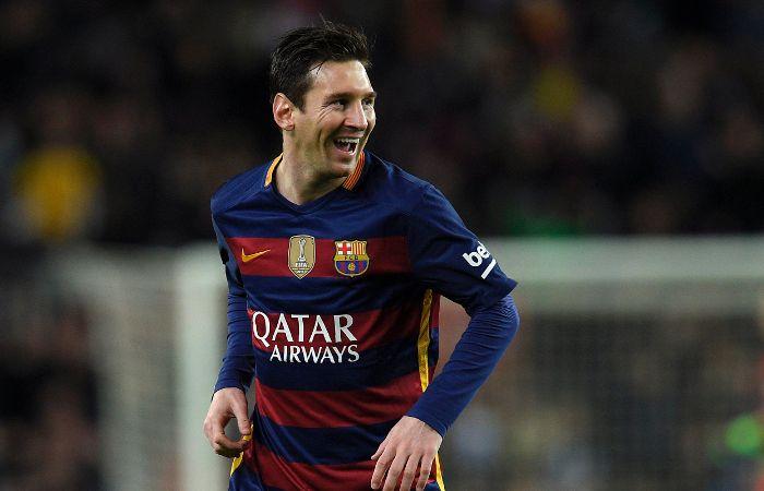 """""""¿Lo nunca visto? Con Messi eso no existe"""""""