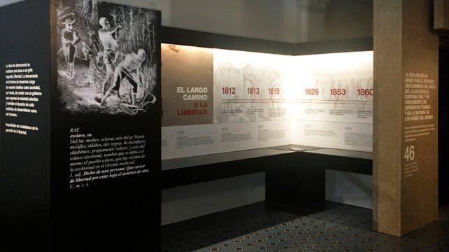El Museo Internacional para la Democracia