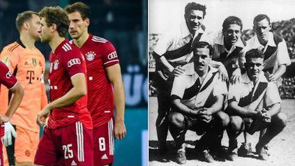 La caída, sin marcar goles, de los bávaros deja la marca en poder de los millonarios.