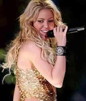 Shakira hizo vibrar a Madrid