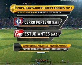 Estudiantes no pudo en los penales y quedó afuera de la Copa Libertadores
