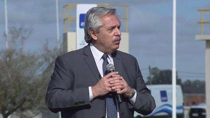 El presidente Alberto Fernández volvió a cuestionar a sectores de la oposición.