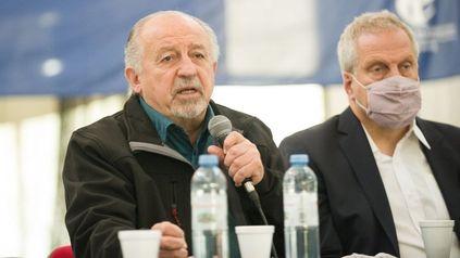 El plenario, liderado por Hugo Yasky, reclamó el pleno funcionamiento de las paritarias para impedir que la inflación deprecie los salarios,
