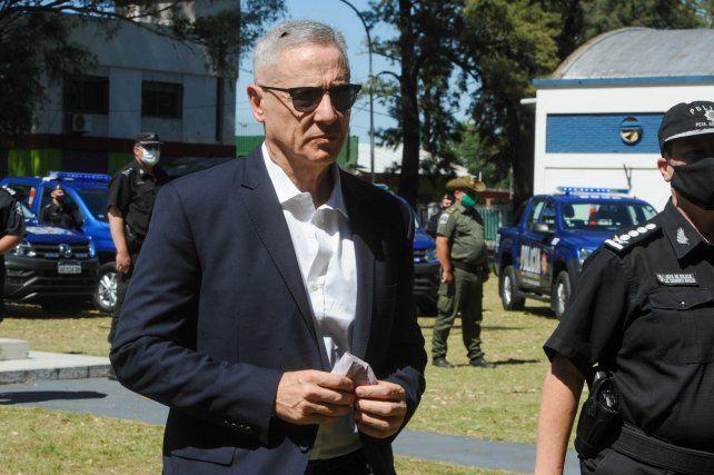 El ex jefe de Seguridad provincial