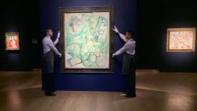 Venden una obra de Picasso en 16 millones de dólares