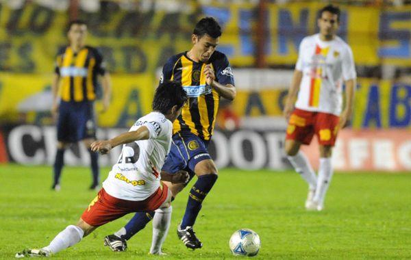Central hará fútbol mañana con Ferrari y el chico Nery Domínguez entre los titulares